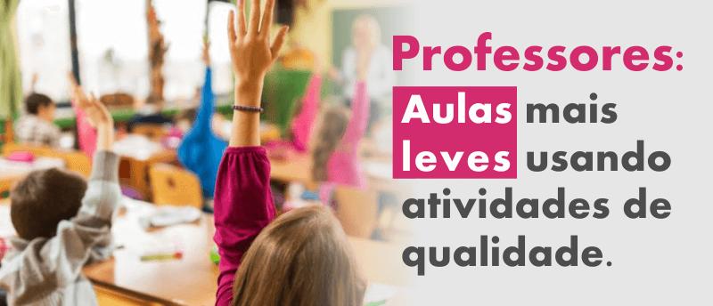Aula Pronta - Exercícios prontos de matemática e português e Desenhos para Colorir