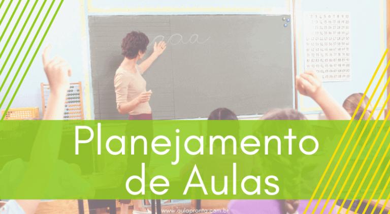 Planejamento de Aulas