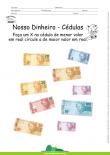 Nosso Dinheiro - Cédulas